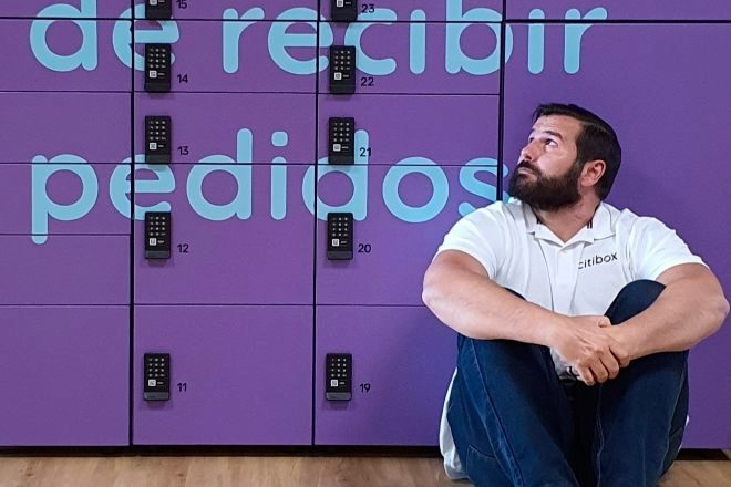 David Bernabéu, fundador de Citibox.
