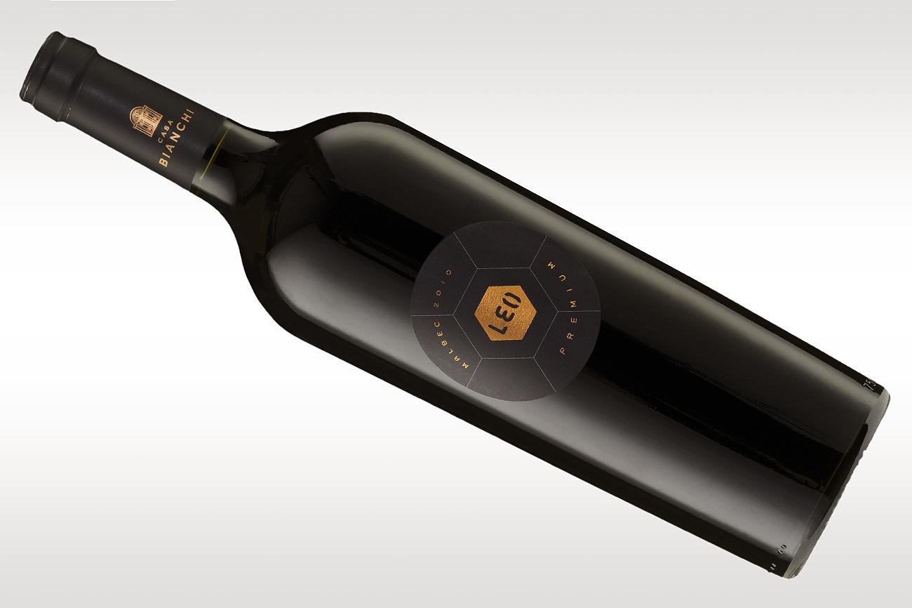 Los vinos de la marca Leo son fruto de la colaboración entre la...