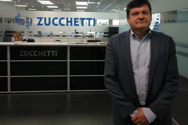 Justino Martínez es el director de Zucchetti Spain.