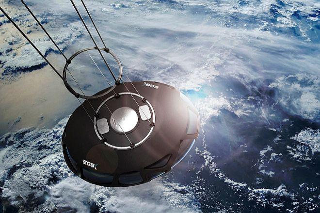 Los vuelos de EOS-X Space operarán por encima del 99,5% de la atmósfera terrestre.