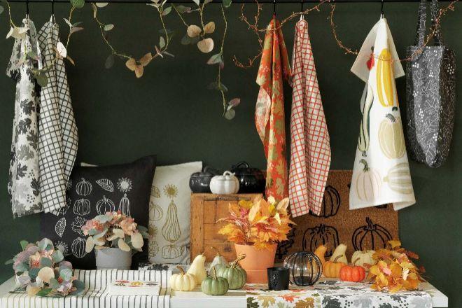 Los frutos de otoño toman la casa