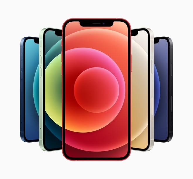 Los nuevos iPhone 12 mejoran el procesador y no vienen con cargador ni auriculares.