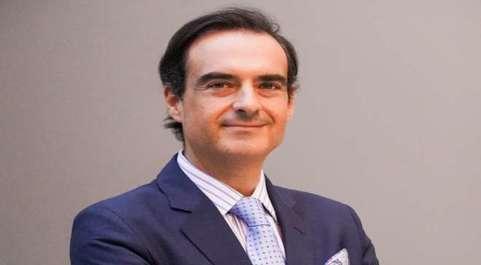 El consejero delegado de Veritas Intercontinental, Javier de...