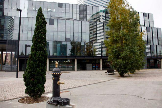 La sede central de GBfoods, ubicada en la Plaza Europa de L'Hospitalet de Llobregat.