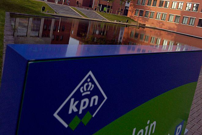Sede de KPN en la Haya, Holanda.