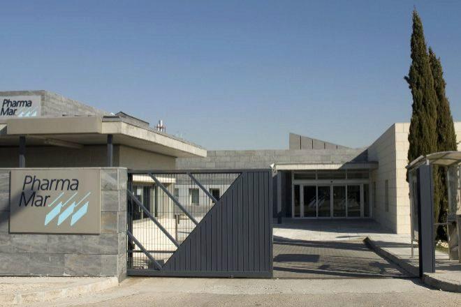 Sede de PharmaMar en Colmenar Viejo (Madrid).