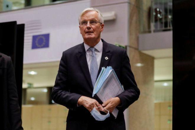 El negociador jefe europeo para el Brexit, Michel Barnier.