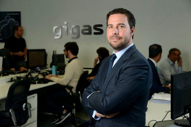 Diego Cabezudo, CEO de Gigas.