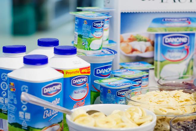 Productos de Danone.