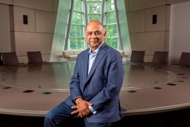 El consejero delegado de IBM, Arvind Krishna.