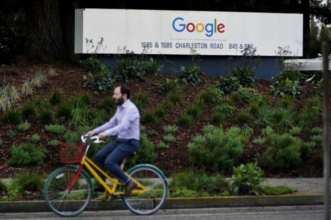 Sede de Google en EEUU.