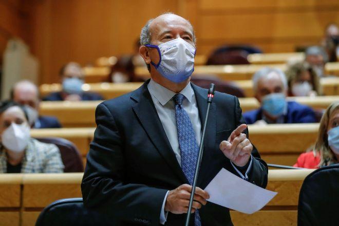 """Juan Carlos Campo defiende que """"la independencia judicial no está en juego"""""""