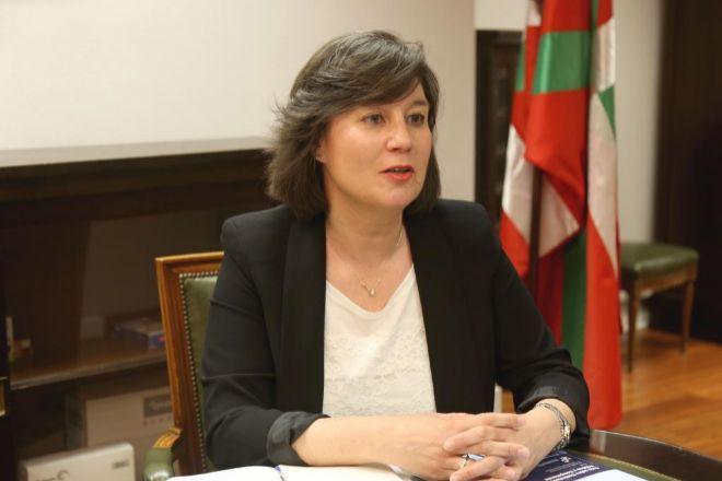 Alba Urresola es presidenta de la Autoridad Vasca de la Competencia.
