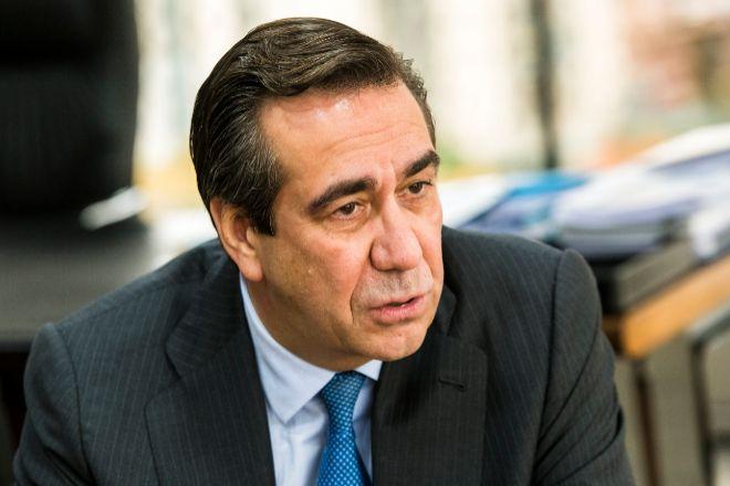 Consejero delegado de Acerinox, Bernadro Velázquez.