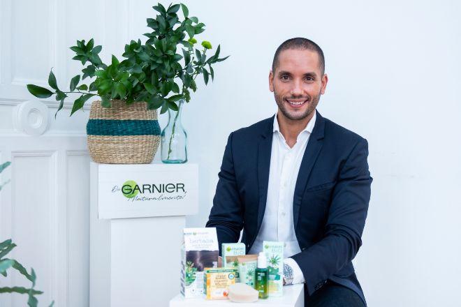 André Albarrán dirige en nuestro país Garnier, la segunda marca del grupo L'Oréal. Desde hoy lidera además La Provençale Bio.