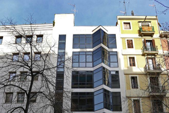 Sede de Scytl en la callle Enric Granados de Barcelona.