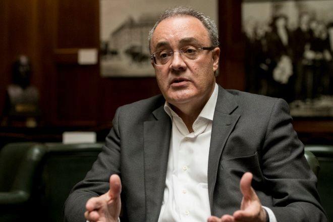 Tobias Martínez, consejero delegado de Cellnex.