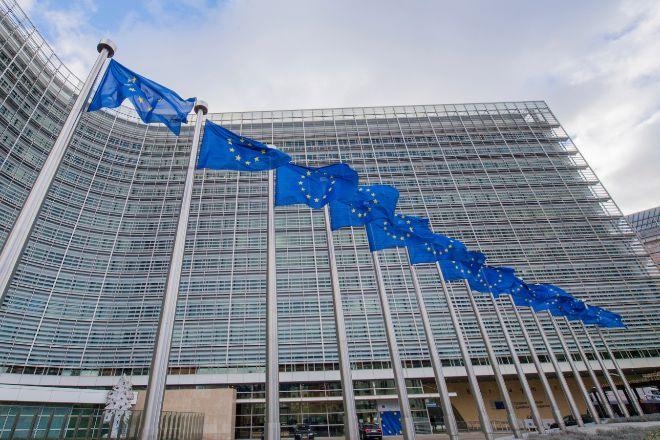 Sede de la Comision Europea en Bruselas.