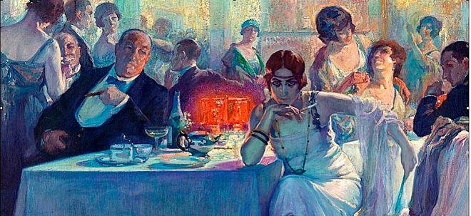 Carlos Verger: 'Falenas' (1920).