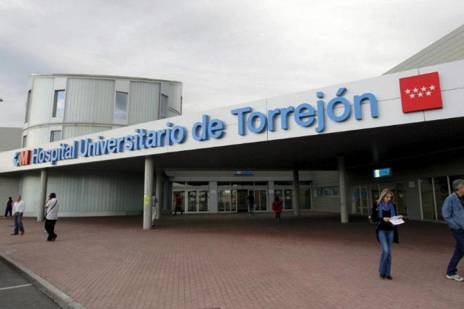 En enero, el hospital de Torrejón, en Madrid, sufrió un ataque de...