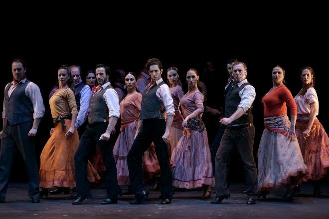 'Fuego' en el Teatro Real y otros espectáculos de tarde