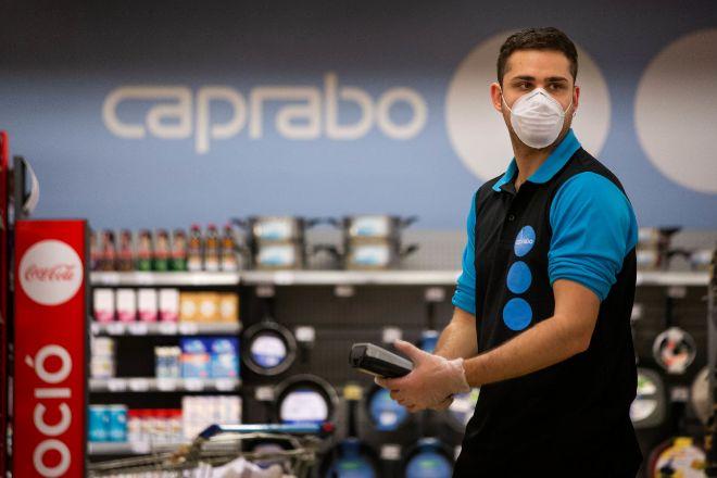 Caprabo tiene 297 establecimientos en Cataluña (226 propios).