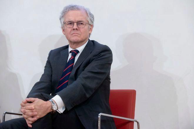El presidente de la Comisión Nacional del Mercado de Valores Sebastián Albella.