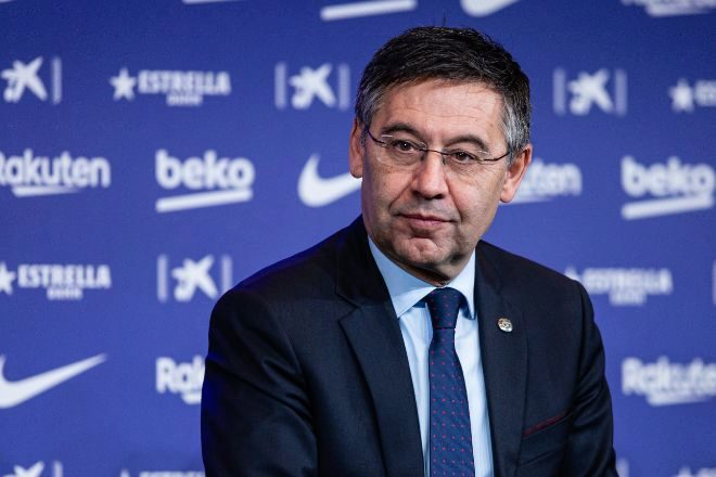 Josep Maria Bartomeu, presidente del Barça.