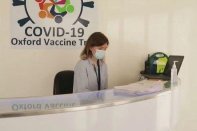 Buena respuesta de la vacuna de Oxford en ancianos
