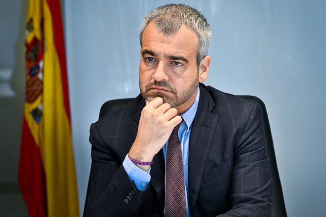 Maurici Lucena es el presidente  de Aena.