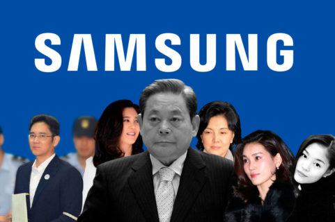 El culebrón de la sucesión de Samsung: cárcel, juicios, 16.700 millones de herencia y el PIB de un país en juego