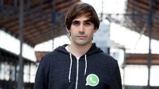 Elies Campo, 'business angel' y ex empleado de WhatsApp.