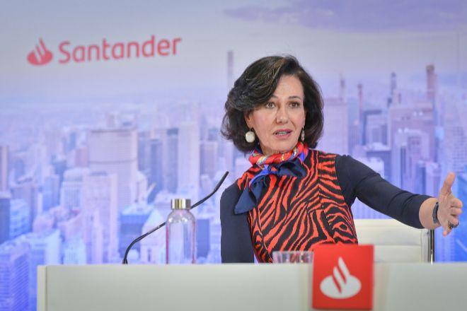 Santander ajustará otros 1.000 millones sus costes en Europa y reduce las pérdidas anuales a 9.000 millones