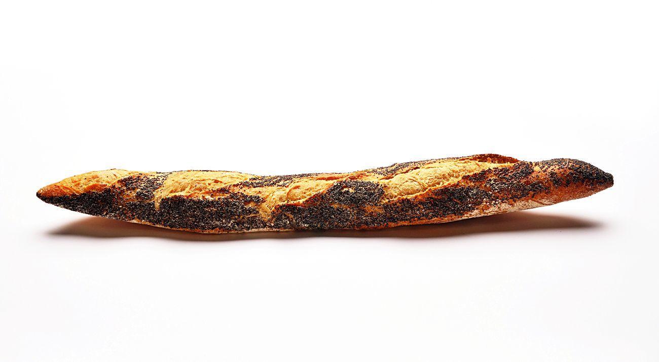 Ingredientes. Harina de trigo, semillas de amapola. Peso. 220 g. Tipo....