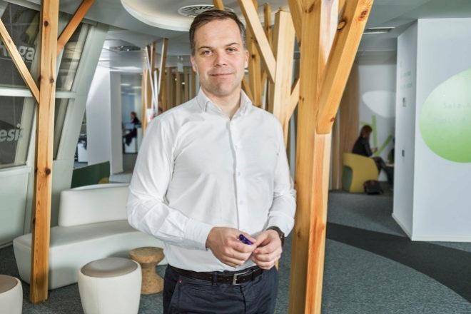 Alexandre Ramos, responable de Innovación (CIO en sus siglas en...