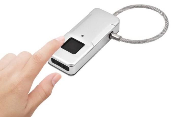 Protege tus cosas con candados con huella dactilar: son sencillos, seguros y económicos
