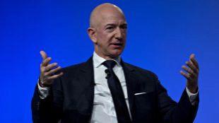 El consejero delegado de Amazon, Jeff Bezos.