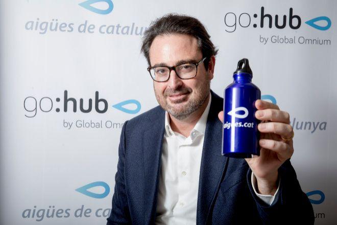 David Madí, exdirigente de CDC y directivo de Aigües de Catalunya.