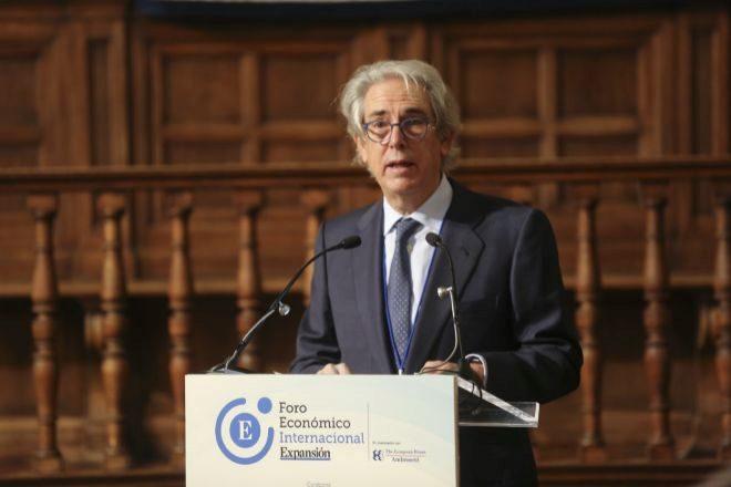 El presidente de Unidad Editorial, Antonio Fernández-Galiano.