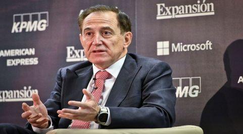 Antonio Huertas preside Fundación Mapfre. En la imagen, en un...