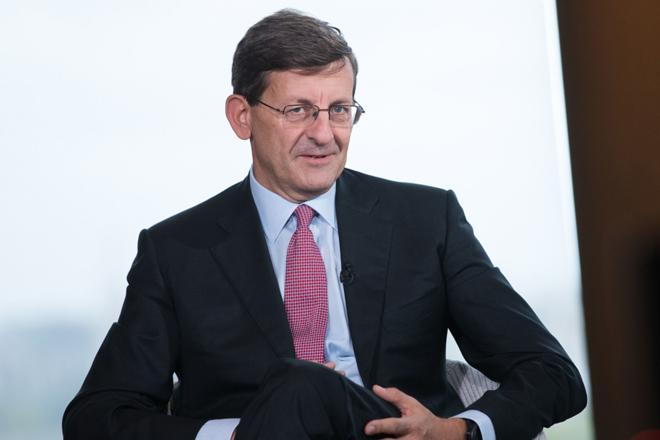 Vittorio Colao, vicepresidente para Europa de General Atlantic.