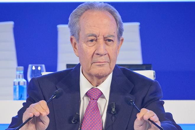 Juan Miguel Villar Mir, fundador de OHL.