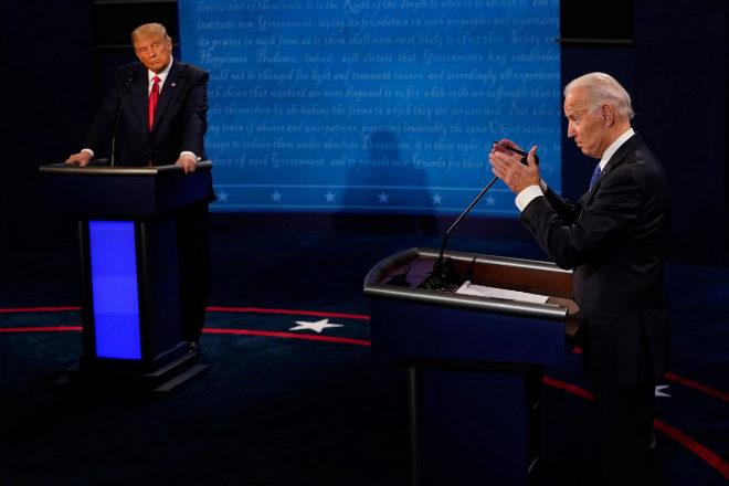 El coeficiente de caos en las elecciones de Estados Unidos
