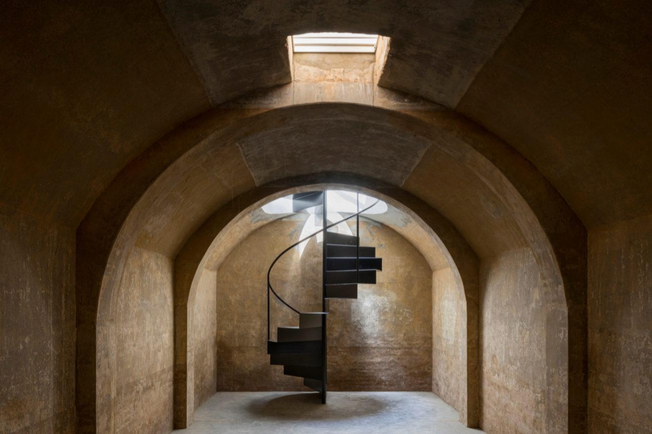 Reforma del estudio González Morgado Arquitectura, la vivienda Domus...
