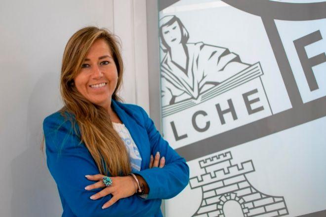Patricia Rodríguez, vicepresidenta segunda de LaLiga y directora general del Elche.