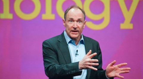 Tim Berners Lee, el padre de la World Wide Web y fundador de Inrupt.