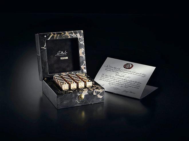 El dominó incluye un certificado de autenticidad y su precio de partida es de 147.500 euros.