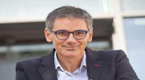 El fundador y CEO de Universal-Dx, Juan Martínez Barea.