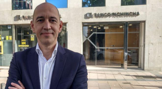 Vicent Escorihuela, director de Infraestructura y TI en Banco...
