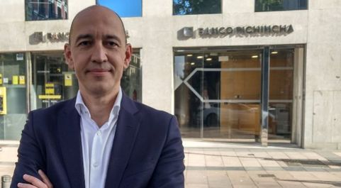 Vicent Escorihuela, director de Infraestructura y TI en Banco...